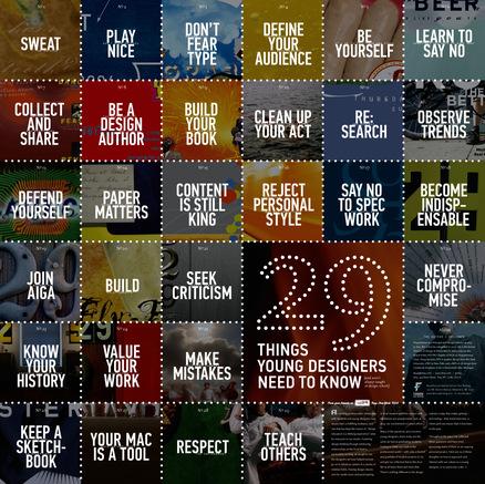 Design habits...