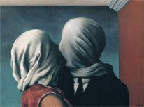 magritte-kiss